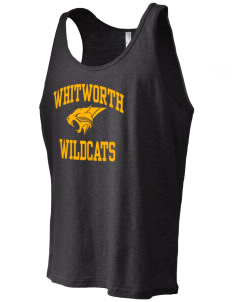 Whitworth Elementary School Wildcats Men's Jersey Tank