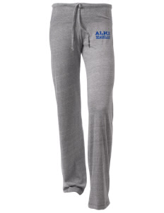 Alki Elementary School Seagulls Alternative Women's Eco-Heather Pants
