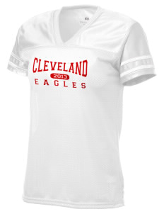 Cleveland High School Eagles Holloway Women's Fame Replica Jersey