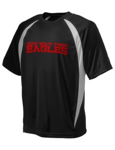 American Indian Heritage School Eagles Champion Men's Double Dry Elevation T-Shirt
