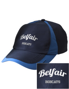 Belfair Elementary School Bobcats Embroidered Nike Golf Colorblock Cap