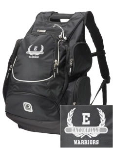 Eatonville Elementary School Warriors  Embroidered OGIO Bounty Hunter Backpack