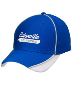 Eatonville High School Cruisers Embroidered New Era Contrast Piped Performance Cap