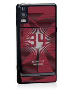 Eatonville Middle School Warriors Motorola Droid 2 Skin