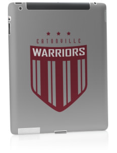 Eatonville Middle School Warriors Apple iPad 2 Skin