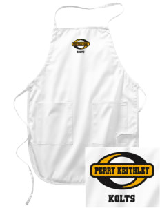 Perry Keithley Middle School Kolts Embroidered Full Length Apron