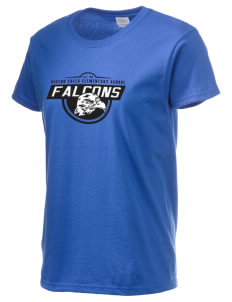 Victor Falls Elementary School Falcons Women's 6.1 oz Ultra Cotton T-Shirt