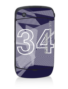 Elk Ridge Elementary School Wolves Black Berry 8530 Curve Skin