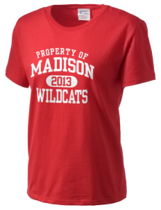 Madison Elementary School Wildcats Women's Essential T-Shirt