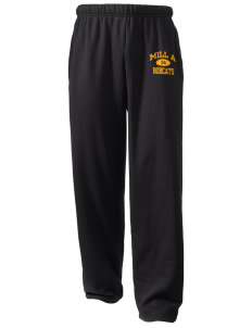 Mill A Elementary School Bobcats  Holloway Arena Open Bottom Sweatpants