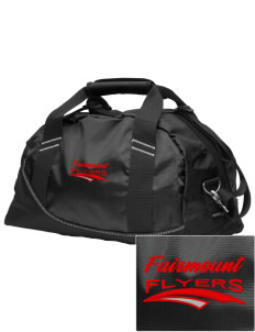 Fairmount Elementary School Flyers Embroidered OGIO Half Dome Duffel