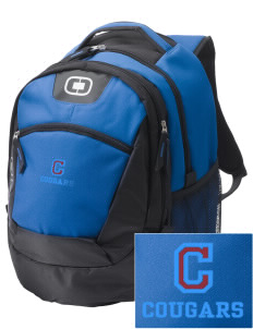 Columbia Elementary School Cougars Embroidered OGIO Rogue Backpack