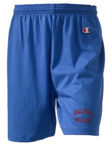 "Balboa Elementary School Bulldogs  Champion Women's Gym Shorts, 6"" Inseam"