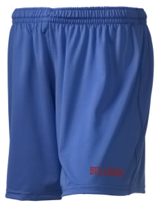 "Balboa Elementary School Bulldogs Holloway Women's Performance Shorts, 5"" Inseam"