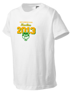 Grant Elementary School Huskies Kid's T-Shirt