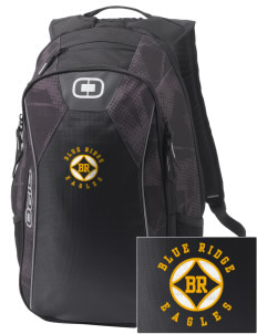 Blue Ridge Elementary School Eagles Embroidered OGIO Marshall Backpack