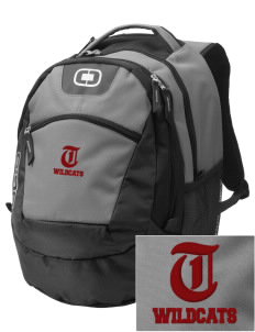 Toppenish High School Wildcats Embroidered OGIO Rogue Backpack