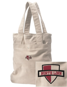 North Linn Elementary School Lynx Embroidered Alternative The Berkeley Tote