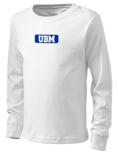 University Baptist Montessori Lamps  Kid's Long Sleeve T-Shirt