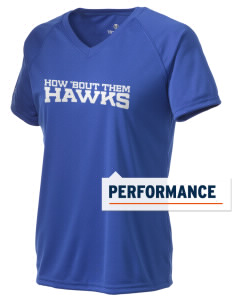 New England Baptist Academy Hawks Holloway Women's Zoom Performance T-Shirt