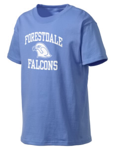 Forestdale School Falcons Kid's Essential T-Shirt
