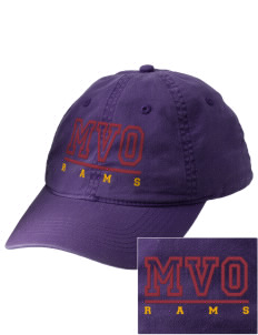 Maple Valley-Anthon Oto High School Rams Embroidered Vintage Adjustable Cap