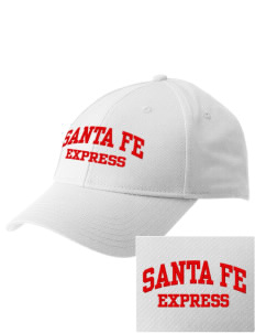 Santa Fe Elementary School South Indians  Embroidered New Era Adjustable Structured Cap