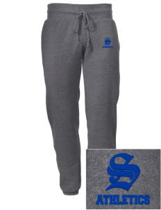 SIDHelp Athletics Embroidered Alternative Men's 6.4 oz Costanza Gym Pant