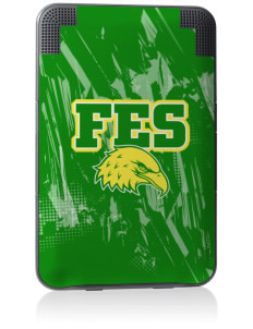 Franklin Intermediate School Eagles Kindle Keyboard 3G Skin