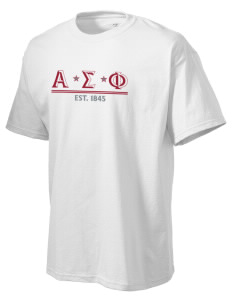 Alpha Sigma Phi Men's Lightweight T-Shirt