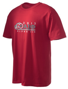 Alpha Sigma Phi Ultra Cotton T-Shirt