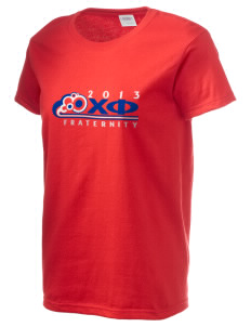 Chi Phi Women's 6.1 oz Ultra Cotton T-Shirt