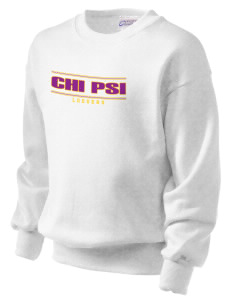 Chi Psi Kid's Crewneck Sweatshirt
