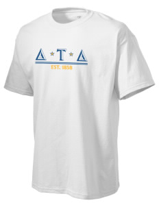 Delta Tau Delta Men's Lightweight T-Shirt