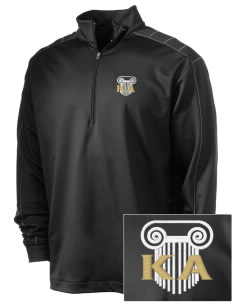 Kappa Alpha Order Embroidered Nike Men's Golf Dri-Fit 1/2 Zip