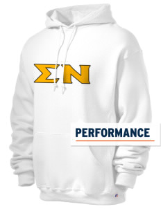 Sigma Nu Russell Men's Dri-Power Hooded Sweatshirt