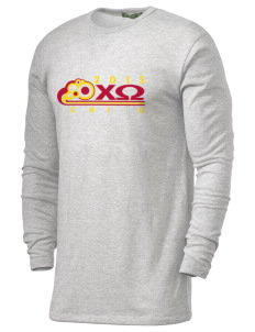 Chi Omega Alternative Men's 4.4 oz. Long-Sleeve T-Shirt