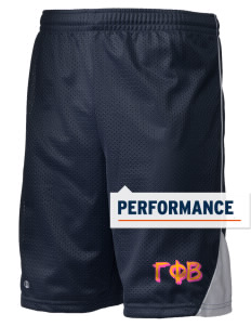 "Gamma Phi Beta Holloway Men's Possession Performance Shorts, 9"" Inseam"