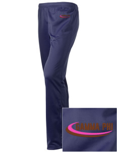 Gamma Phi Beta Embroidered Holloway Women's Contact Warmup Pants
