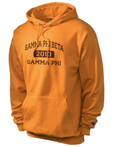 Gamma Phi Beta Champion Men's Hooded Sweatshirt