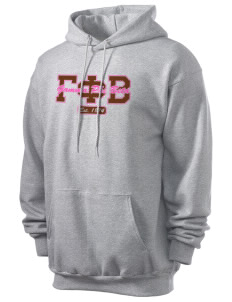 Gamma Phi Beta Men's 7.8 oz Lightweight Hooded Sweatshirt