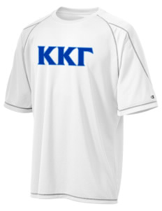 Kappa Kappa Gamma Champion Men's 4.1 oz Double Dry Odor Resistance T-Shirt