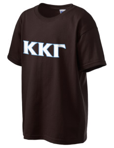 Kappa Kappa Gamma Kid's 6.1 oz Ultra Cotton T-Shirt