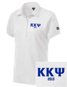 Kappa Kappa Psi Embroidered OGIO Women's Jewel Polo