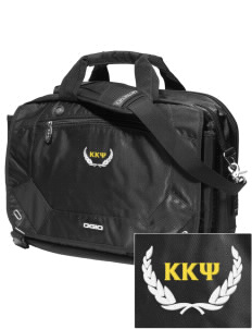 Kappa Kappa Psi Embroidered OGIO Corporate City Corp Messenger Bag