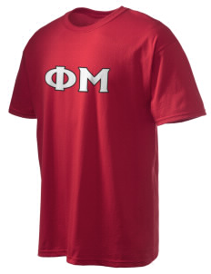Phi Mu Ultra Cotton T-Shirt