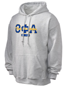 Theta Phi Alpha Ultra Blend 50/50 Hooded Sweatshirt