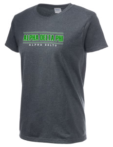 Alpha Delta Phi Women's 6.1 oz Ultra Cotton T-Shirt