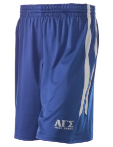 "Alpha Gamma Sigma Holloway Women's Pinelands Short, 8"" Inseam"