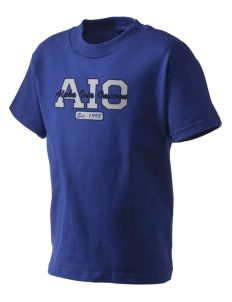 Alpha Iota Omicron Kid's T-Shirt